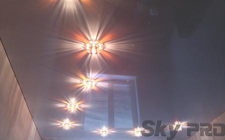Хрустальные подвесные светильники