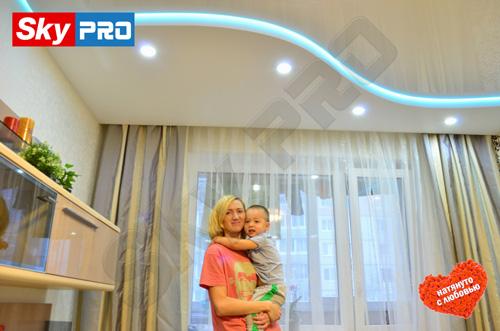 натяжные потолки Санкт-Петербург отзывы