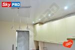 Отзывы о натяжных потолках на кухне